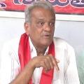 CPI Narayana fires on Jagan