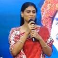 YS Sharmila fires on KCRs Rule