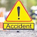 Two police dead in East Godavari as lorry hit them