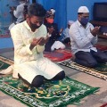 Lock down Effect Muslims limits prayers at house