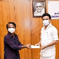 AR Murugadoss donates Rs 25 lakh to Chief Ministers Relief Fund
