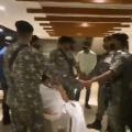 AP CID Police arrests Raghurama Krishna Raju