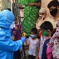 Telangana corona cases deatails