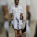 Leaders condemns police behavior at Raghurama Krishna Raju