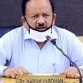 Positivity Rate in AP is High says Harsh Vardhan