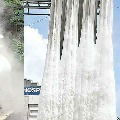 Oxygen leakage at vijayawada covid hospital