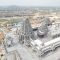 yadadri temple to be in Gold plated