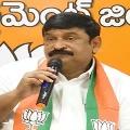 BJP Ex MLA Vishnu Kumar Raju Fires Over Jagan