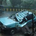 14 dead as heavy rains tauktae land crossed at gujrat