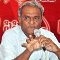 Amit Shah and KCR behind the arrest of Raghurama Krishna Raju