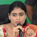 Bring CM post also under contract basis says YS Sharmila