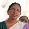 Kerala CM Drops KK Shailaja From Cabinet