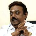 Captain Vijayakanth hospitalised