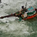 Navy Recovers 14 Bodies of Onboard Barge P305