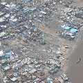 PM Modi announced financial aid for cyclone hit Gujarat