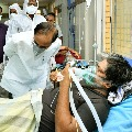 CM KCR today visits warangal MGM Hospital
