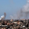 Israel Hamas Begin Truce Gazans Celebrate