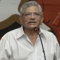Sitaram Yechury On KK Shailajas Omission From New Kerala Cabinet