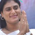 sharmila slams trs decision