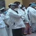 CM KCR visits warangal MGM Hospital