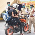Telangana police seize 15 thousand vehicles