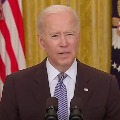 Biden says two state solution only answer to Israel Palestine conflict vows to help rebuild Gaza