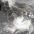 Well marked low pressure in east central Bay of Bengal turns into deprerssion