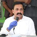 YCP MLA Kakani Govardhan Reddy comments in Anandaiah corona medicine