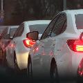 traffic jam in ap ts border