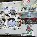 CM Jagan reviews Yaas cyclone situations with district collectors