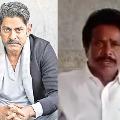 Actor Jagapathi Babu supports Anandaiah
