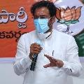 Kishan Reddy clarifies on Eatala issue