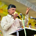 Chandrababu held meeting with TDP leaders ahead of Mahanadu