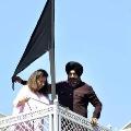 Farmers observe black day today Sidhu hoists black flag atop Patiala house