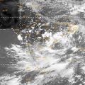 Low pressure in Bay Of Bengal to intensify as heavy rain fall in coastal areas