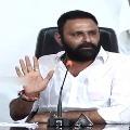 Minister Kodali Nani fires on private hospitals