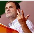 War of words between Rahul Gandhi and BJP over corona vaccination