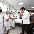 KTR inaugurates area hospital