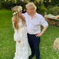 UK Prime Minister Boris Johnson secretly married Carrie Symonds