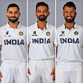 New jersey for Team India in WTC Final