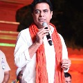 KTR tells students who goes to abroad for higher studies will be given vaccine