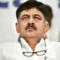 DK Shivakumar sought help from Telangana CM KCR and KTR