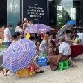 Cash shortage threatens a banking crisis in Myanmar