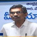 Ayush commissioner Ramulu talks about Anandaiah medicine