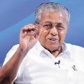 Kerala CM Vijayan wrote non BJP states