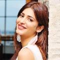 Sruthi Haasan is plying a heroine role in Balakrishna movie