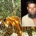 Bangladesh police arrests Tiger hunter Habib