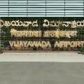 Foreign flight services restarts from Vijayawada