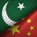 China and Pakistan conducting combined army training