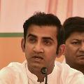 Gautam Gambhir tweets Bhagat Singh quote